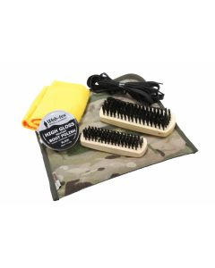 Boot Cleaning Kit Multicam