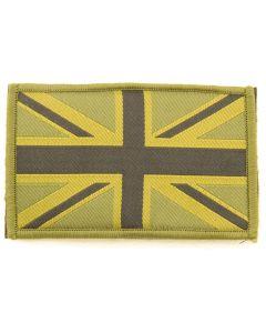 Union Jack Green