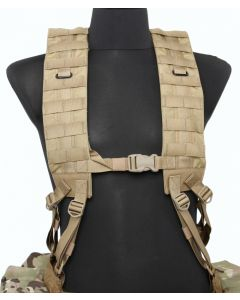 Dragon H-Harness Yoke Tan
