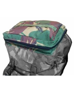 3 Sided Zip around existing top lid pouch