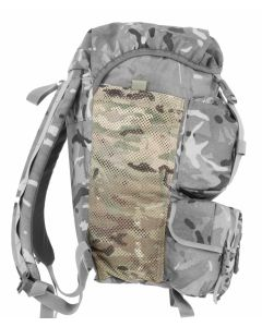 Mesh Pockets tight sewn, Velcro Closure