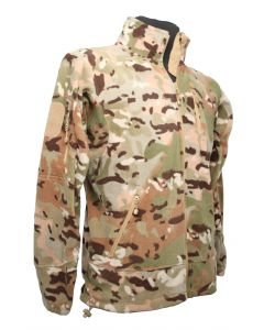 MTP Fleece Jacket Multicam