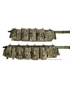 Dragon Upgraded Commanders Pouch Airborne Webbing