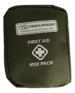 Soldiers First Aid Midi Pack