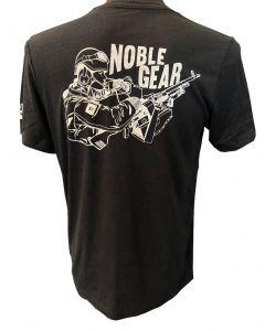 Noble Gear Merch Tankie T-Shirt (Black)