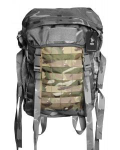 Tailoring Molle on front of Patrol Pack