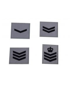 Rank Patches New colour for MTP