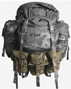 Tailoring Patrol Pack Triple Pouch