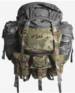 Tailoring Patrol Pack Triple and Poncho