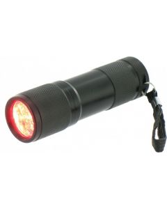 Dragon Red LED Torch