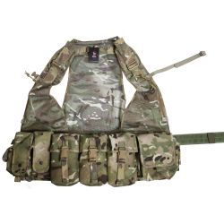 Dragon Upgraded Commanders Pouch Assault Rig Webbing