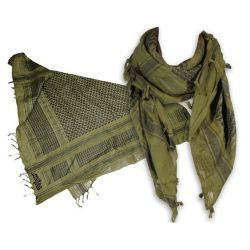 Shemagh Scarf Green