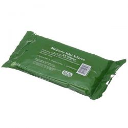 Military Wet Wipes