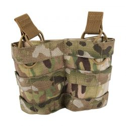 Tasmanian Tiger DOUBLE MAG POUCH MC (Elastic)