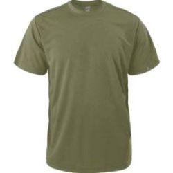 T Shirt Olive Green