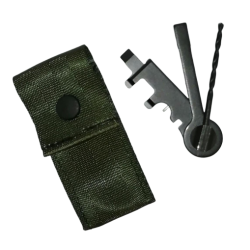 Combination Tool - Rifle Cleaning Kit + Free Pouch